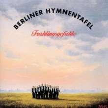 Berliner Hymnentafel: Frühlingsgefühle, CD