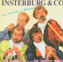 Insterburg & Co.: Ich liebte ein Mädchen, CD