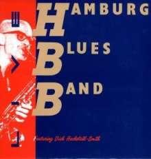 Hamburg Blues Band feat.Dick Heckstall-Smith: Hamburg Blues Band Live, LP