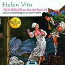 Helen Vita: Freche Chansons aus dem alten Frankreich, CD