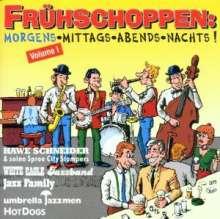 Frühschoppen - Morgens, Mittags, Abends, Nachts Vol.1, CD