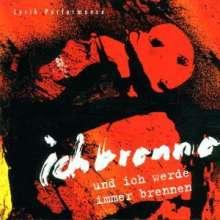 Jörg Dathe/Dreiländer Q: Ich Brenne Und Ich Werd, CD