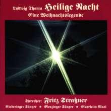 Fritz Strassner: Heilige Nacht, CD