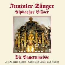 Inntaler Sänger: Die Bauernmesse, CD