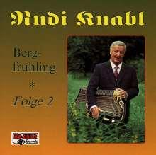 Rudi Knabl (1912-2001): Bergfrühling 2, CD
