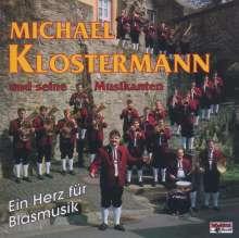 Michael Klostermann: Ein Herz für Blasmusik, CD