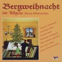 Bergweihnacht im Allgäu, CD