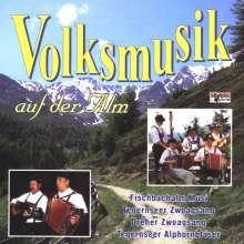 Volksmusik auf der Alm, CD
