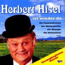 Herbert Hisel: ...ist wieder da, CD