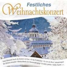 Festliches Weihnachtskonzert, CD