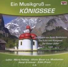 Ein Musikgruß vom Königssee, CD