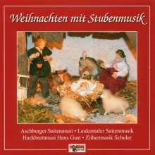Weihnachten mit Stubenmusik, CD
