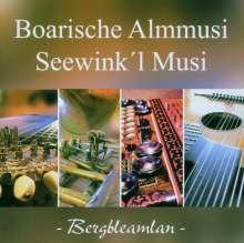 Boarische Almmusi: Bergbleamlan-Instrumental, CD