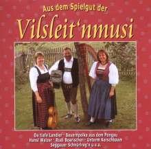 Vilsleit'nmusi: Aus dem Spielgut der Vilsleit', CD