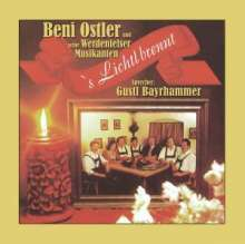 Beni Ostler: 's Lichtl brennt, CD
