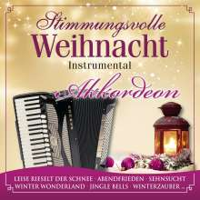 Stimmungsvolle Weihnacht 3: Akkordeon, CD