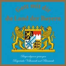 Gott mit dir du Land der Bayern, CD