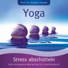 Norbert Fessler: Yoga: Stress Abschütteln, CD