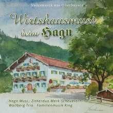 Volksmusik: Wirtshausmusi beim Hagn, CD