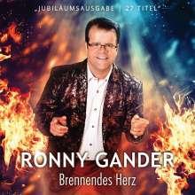 Ronny Gander: Brennendes Herz, 2 CDs
