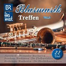 BR Heimat: Blasmusik Treffen Vol.2, CD