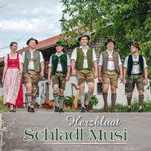 Schladl Musi: Herzbluat, CD