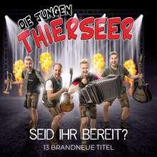 Die Jungen Thierseer: Seid ihr bereit, CD