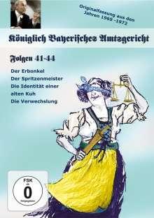 Königlich Bayerisches Amtsgericht Folgen 41-44, DVD