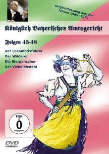 Königlich Bayerisches Amtsgericht Folgen 45-48, DVD