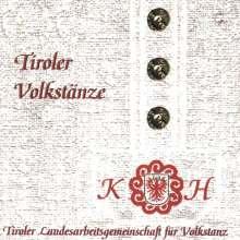 Tiroler Volkstänze, 2 CDs