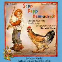 Kinderlieder, CD