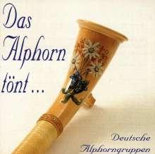 Das Alphorn tönt..., CD