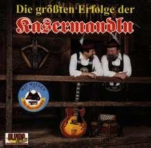 Die Kasermandln: Die größten Erfolge, CD