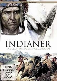 Indianer - Die großen Stämme Nordamerikas, DVD