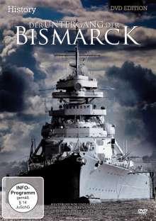 Der Untergang der Bismarck, DVD