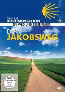 Der Jakobsweg - Ein Weg und seine Pilger, DVD