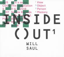 Will Saul: Inside Out, 2 LPs