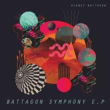 "Planet Battagon: Battagon Symphony EP, Single 12"""