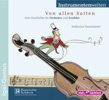 Igel Genius - Von allen Saiten, 2 CDs