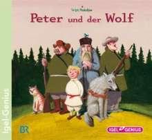 Sergej Prokofieff: Peter und der Wolf, CD