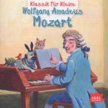 Klassik für Kleine - Wolfgang Amadeus Mozart, CD