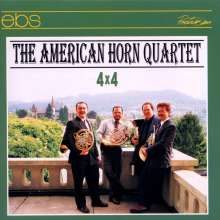 American Horn Quartet, CD