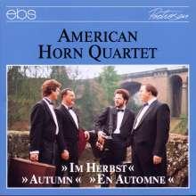 American Horn Quartet - Im Herbst, CD