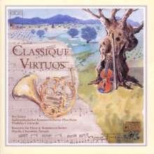 Luigi Cherubini (1760-1842): Sonaten für Horn & Streicher Nr.1 & 2, CD