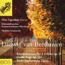 Ludwig van Beethoven (1770-1827): Klavierkonzert Nr.1, CD