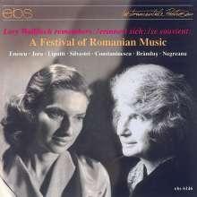 Lory Wallfisch - A Festival of Romanian Music, CD