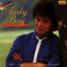 Andy Borg: Vergoldet, CD