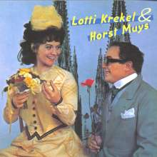 Lotti Krekel & Horst Muys: Heimweh nach Köln, CD