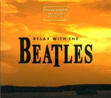 The Beatles: Relax With The Beatles - Instrumentalmusik zum Entspannen..., CD