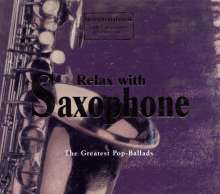 Rolf Becker & Georg Mayr: Relax With Saxophone, CD